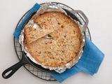 Skillet Almond Shortbread