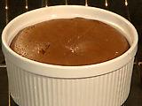 Forgotten Chocolate Souffle
