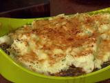 Meatless Shepherd's Pie with Horseradish-Cheddar Potatoes