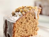 Spice Cake with Ginger Glaze
