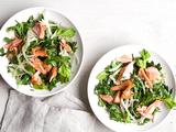 Salmon-Fennel Salad