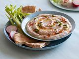 Lighter Creamy White Bean Dip