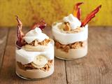 "Elvis-Inspired Peanut Butter ""Brunch"" Parfait"