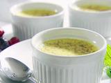 Eggnog Custard Cups
