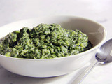 Parmesan Creamed Spinach