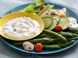 Cucumber-Dill Yogurt Dip