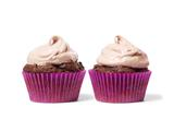 Chocolate Cupcakes With Meringue Frosting