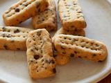 Rosemary Chocolate Chip Shortbread