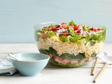 7-Layer Pasta Salad