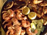5 Spice Cajun Shrimp