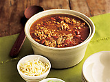 30-Minute Turkey Chili