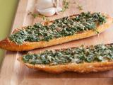 Whole-Grain Herbed Garlic Bread