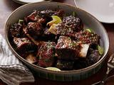 Oven-Baked Short Ribs with Porter Beer Mop