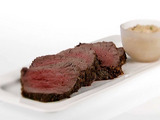 Roasted Beef Tenderloin with Basil-Curry Mayonnaise