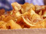 Homemade Sour Cream and Onion Chips