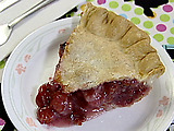 Cafe Hon's Mixed Berry Pie