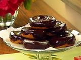 Chocolate-Dippy Doughnuts
