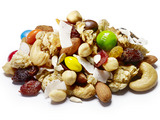 Trail Mix with Honey-Oatmeal Clusters