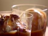 Caramel Pecan Sundaes