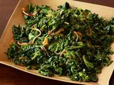 Hearty Winter Greens Saute