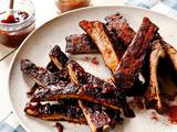 Neely's BBQ Pork Spare Ribs