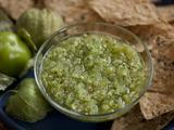 Salsa Verde: Green Tomatillo Salsa