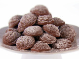 Chocolate-Hazelnut Drop Cookies