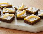 Damaris' Orange-Chocolate Bars