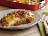 Fastest-Ever Enchiladas