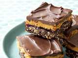 Sarah's PB&J Chocolate Bars
