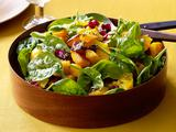 Roasted Butternut Squash Salad With Tangerine-Rosemary Vinaigrette