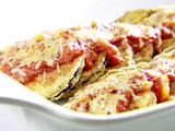 Crispy Eggplant Parmesan