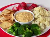 Hungry, Hungry Artichoke Hummus