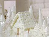 Sugar Cube House (Tablescape Centerpiece)