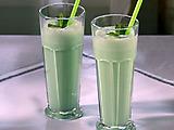 Grasshopper Ice Cream Cocktail