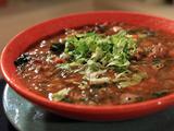 Sausage, Kale, and Lentil Soup