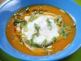 Ginger-Soy Carrot Soup