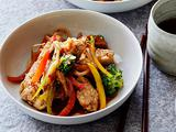 Spicy Szechuan Stir-Fry