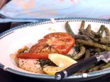 Baked Tilapia with Tomato and Basil