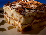 Johnny Garlic's Classic Tiramisu