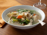 Hearty Italian Chicken and Vegetable Soup