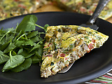 Vegetable Tortilla from Murcia