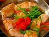 Pollo alla Romana (Roman-Style Chicken)