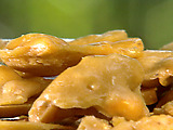 Paula's Nutty Brittle From Savannah's Candy Man