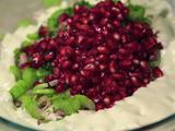 Pomegranate-Chicken Salad