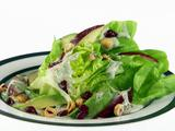 Butter Lettuce Salad with Gorgonzola and Pear Dressing