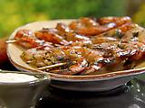 Marinated Grilled Shrimp Cocktail