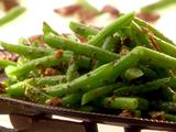 Green Bean with Grainy Mustard and Pecans