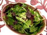 Green Salad with Dijon Vinaigrette