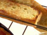 Crusty Parmesan Bread